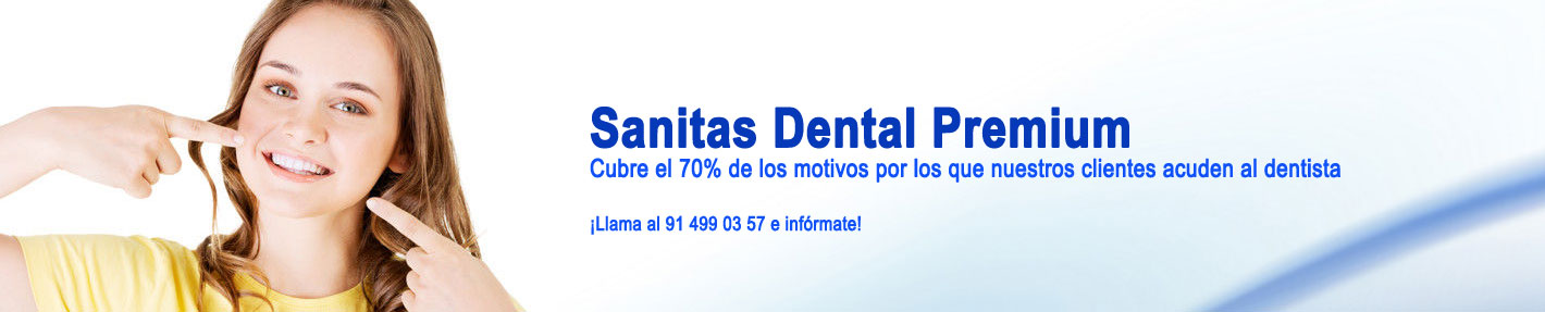 Sanitas dental Premium