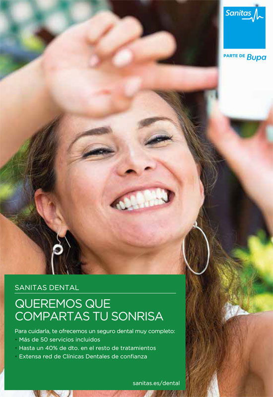 Sanitas Dental Seguro