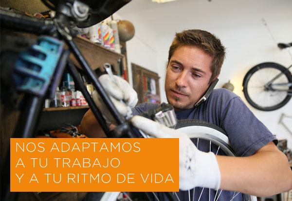 Sanitas Profesional. Seguro para autónomos y profesionales