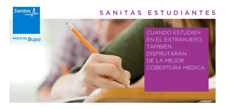 Sanitas-Estudiantes