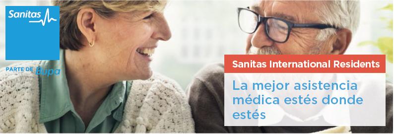 Seguro para extranjeros en España - Sanitas Residents Internacional