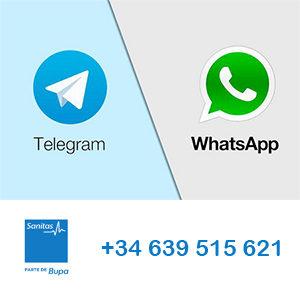 Seguro médico para extranjeros en España | Contacto